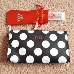 Sephora Rouge Pouch & PRO mini flawless airbrush